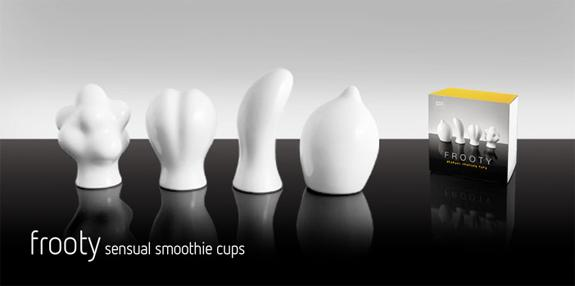 Frooty Smoothie Cups pour Absolute Appetite