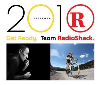 Milan-Sanremo 2010 : RadioShack avec Armstrong !
