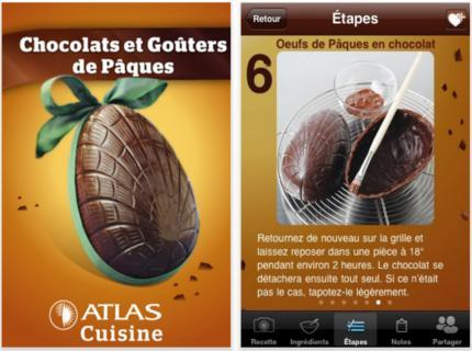 Les recettes de cuisine 100% chocolat pour Pâques