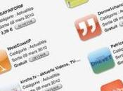 Application iPhone site mobile quel choix pour