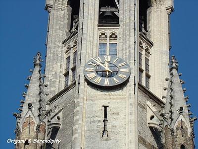 Bruges. Images du fabuleux beffroi
