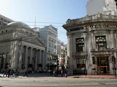 Market Street, un des axes centraux de San Francisco, aux Etats-Unis.
