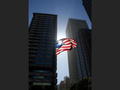 Le quartier des affaires de San Francisco, aux Etats-Unis.