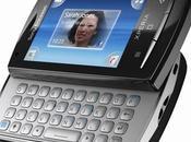 Sony Ericsson Xperia mini pro, version professionnelle