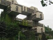 Ministère routes Tbilissi