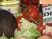 mange quoi demain? salade lardons poulet marengo