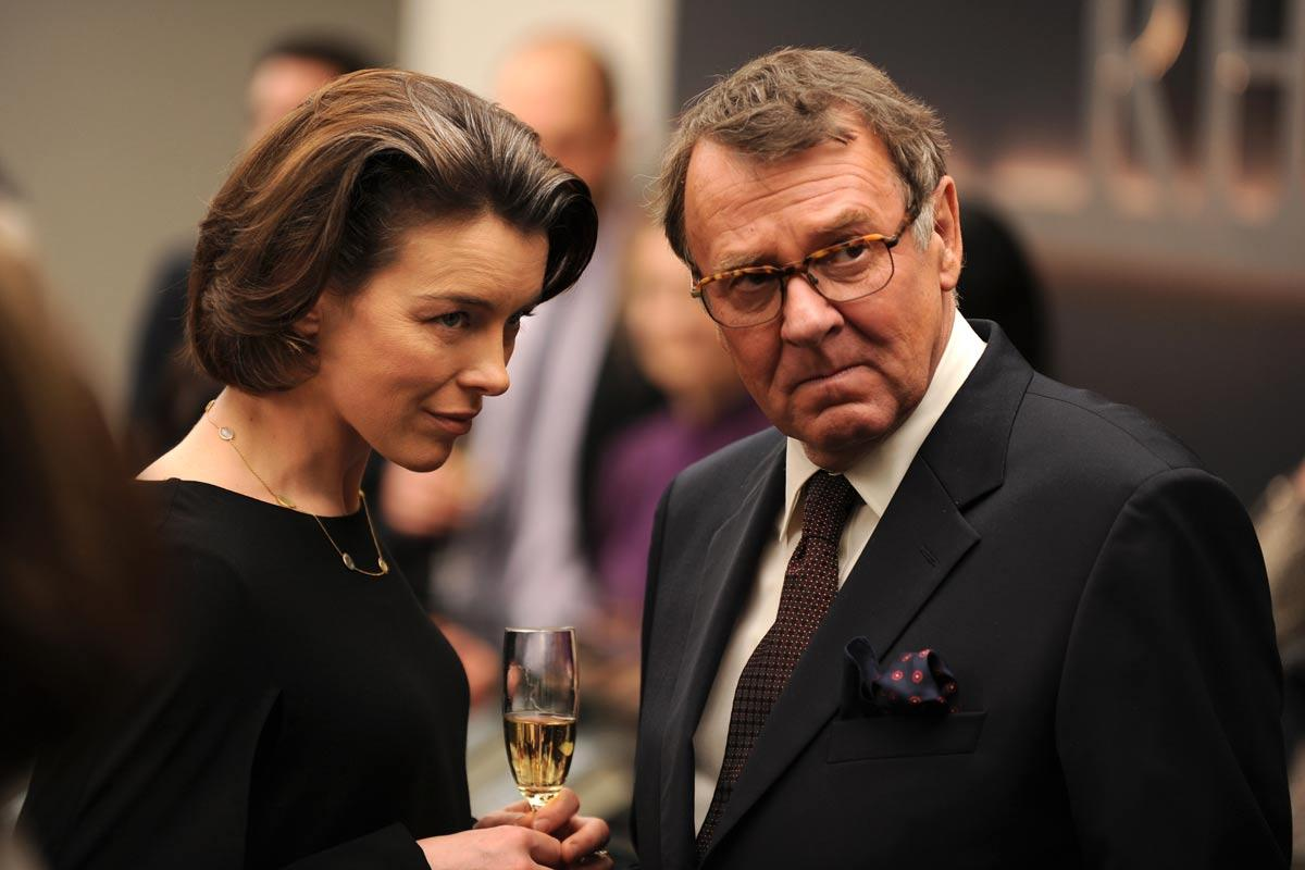 Olivia Williams et Tom Wilkinson. Pathé Distribution