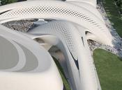 Zaha Hadid Architects présente Jesolo Magica dans lagon Venise