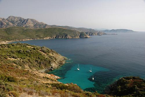 Cap Rouge Corse - France