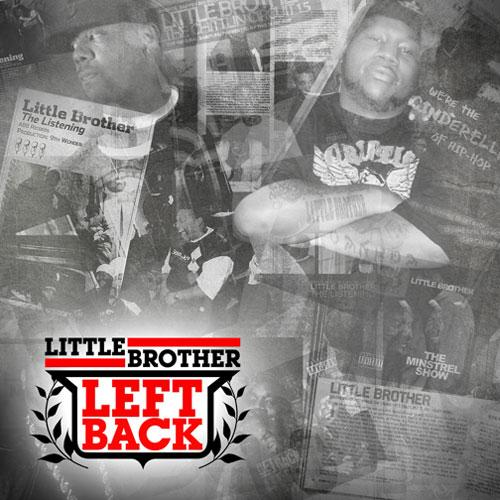 Little Brother – 'LeftBack' Album Sampler