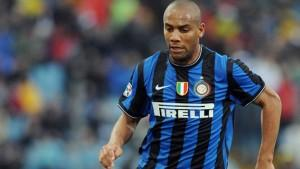 Maicon, objectif du Real