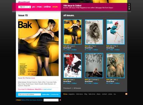 Les 9 meilleurs Magazines d'art visuel en ligne !