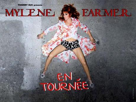 Mylène Farmer et son DVD disponible au Québec!