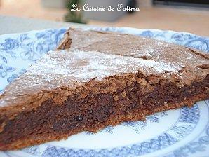 Gateau Au Chocolat Sans Beurre De Christophe Felder A Voir