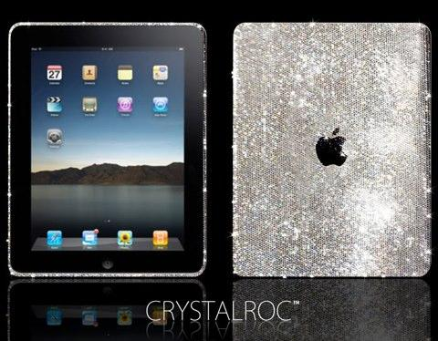 ipad crystalrock
