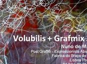 Expo postgraffiti Braço prata Lisboa Volubilis Vidéo
