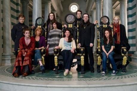 Exclu!Photo des Volturi et de Stephenie Meyer