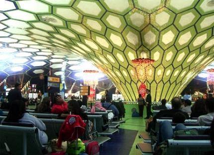 Abu Dhabi, épisode 1: l'aéroport