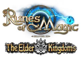 RunesofMagic Logo TheElderKingdoms whitesmall