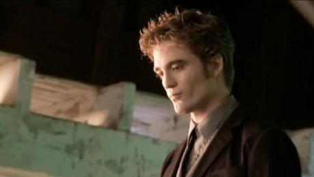 Eclipse et les yeux d'Edward...