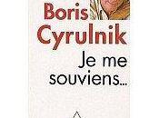 Boris Cyrulnik, souviens