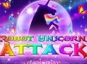 Jeux flash Robot Unicorn Attack
