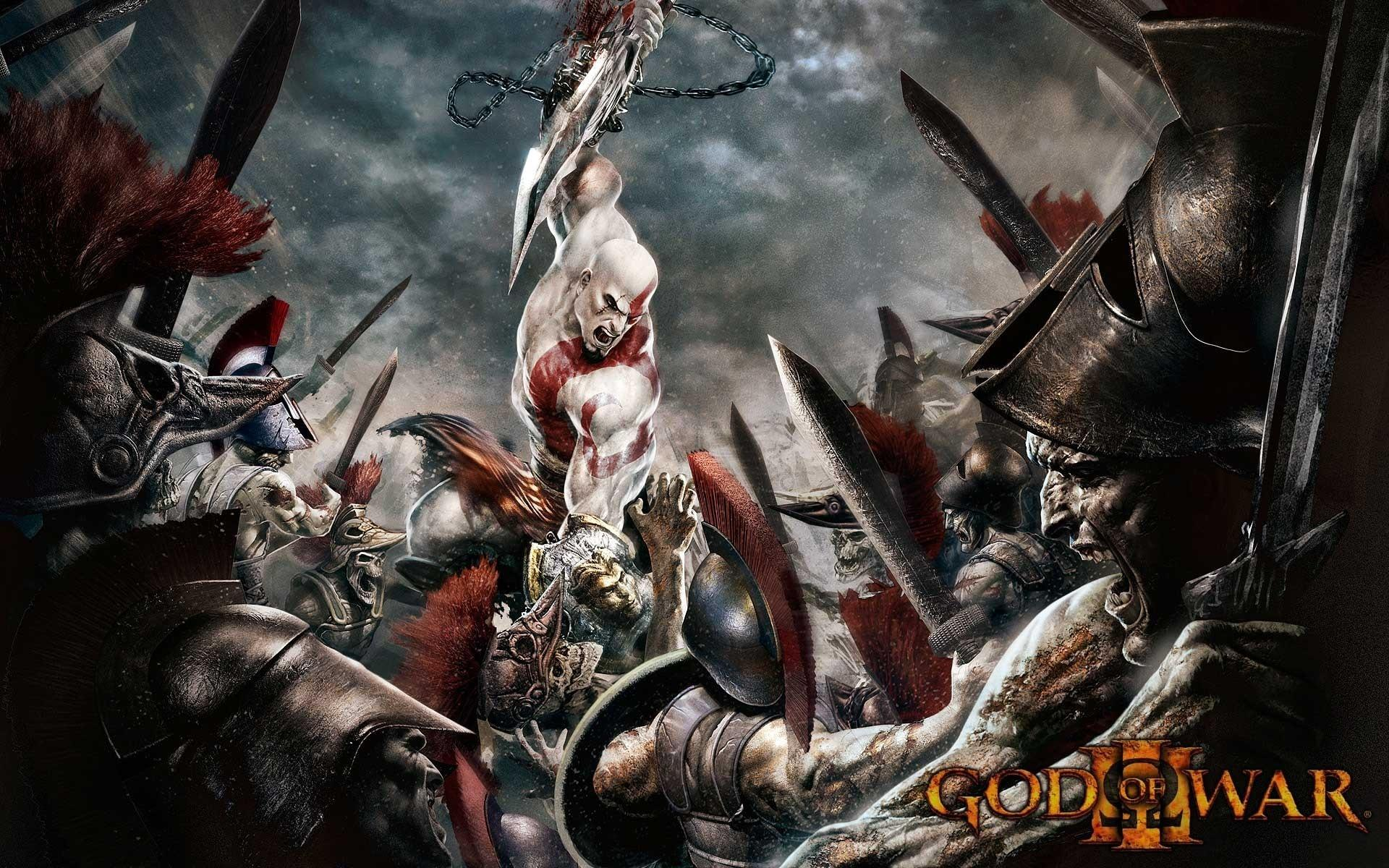 [CONCOURS] God of War 3