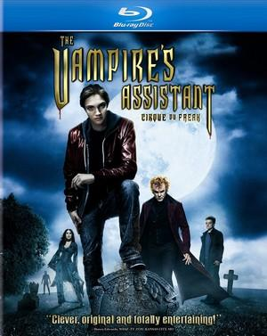 {Test Blu-Ray L'assistant du Vampire ::