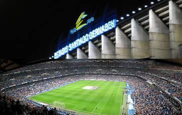 Stade Bernabeu - Madrid - Finale le 22 mai 2010