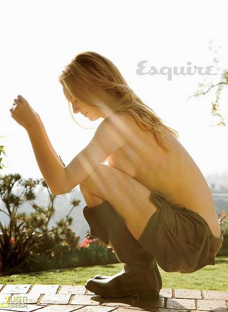 [photoshoot] Anna Torv pour Esquire