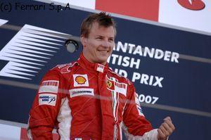 Le retour de Kimi Raikkonen?