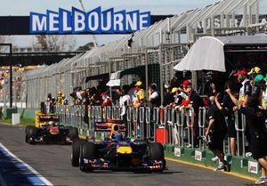 Les malheurs de Vettel continuent