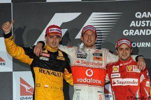 Photos du GP Australie : Dimanche