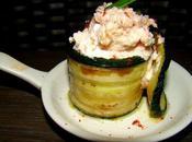 Roulés Courgette Crème Crabe