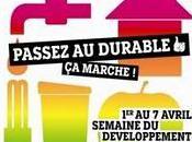 L'Alsace agit pour Semaine Développement Durable