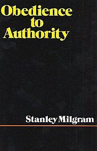 A - Obedience to authority
