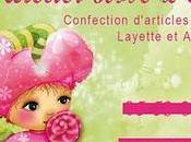 carte visite pour l'atelier rose choux