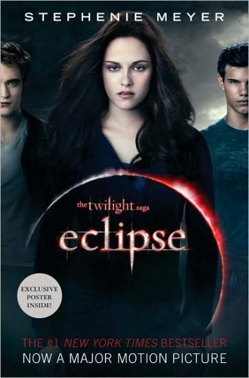 Nouvelles couvertures pour Eclipse!