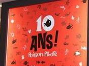 Exposition Poisson Pilote Salon Livre