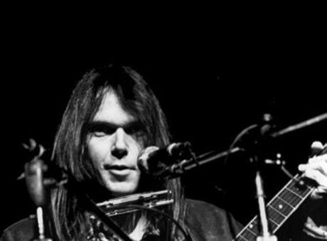 Neil Young ou le craquement pourri
