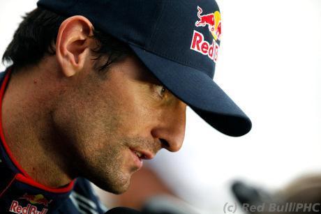 Webber fait la pole au grand prix de Malaisie