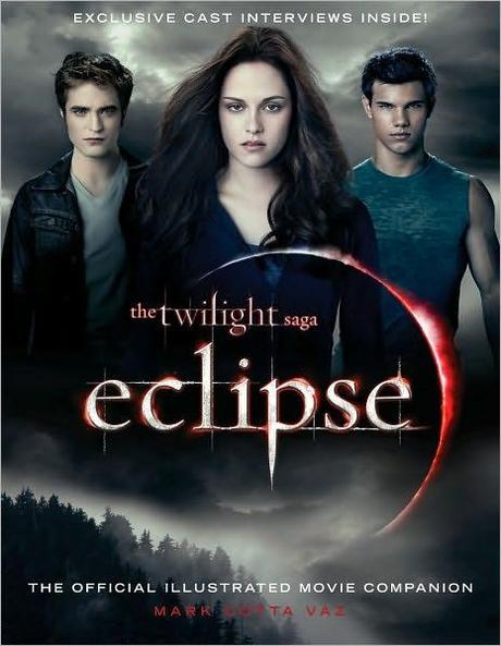 """""""Movie companion Eclipse"""" sa couverture dévoilée!"""