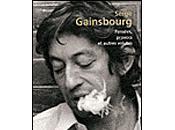 """""""Pensées, provocs autres volutes"""" Serge Gainsbourg, réalisé Gilles Verlant"""