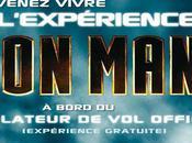 Iron simulateur tournée dans toute France