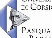Signature d'une convention entre l'Apec l'Université Corse aujourd'hui Corte
