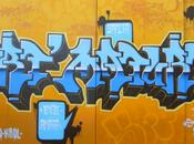 Fresque géante L'Armature Graff