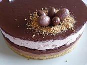 Délice Pâques chocolat/praliné
