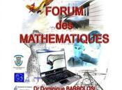 Forum Mathématiques salle fêtes Biguglia avril prochains programme.