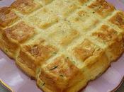 flan moelleux legumes/boursin/saumon fume