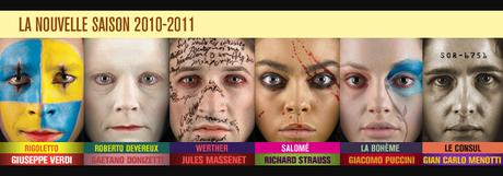 « L'aventure lyrique » de la saison 2010-2011 de l'Opéra de Montréal